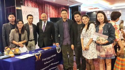 Welcome to the International Thai Foundation